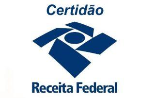 CND Receita Federal do Brasil